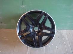 Диск Mercedes AMG 6.3 R21 Black ML/GL/GLS