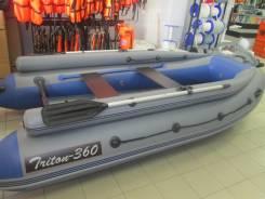 Лодка надувная REEF Тритон 360F НД