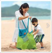Пляжная сумка-сетка