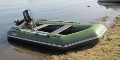 Моторно-гребная лодка 2016 года Hanter 320Л.  Предложение ограничено!
