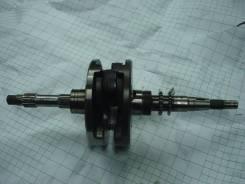 Коленчатый вал на Suzuki Burgman 150 (UH150)