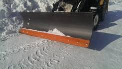Продам снежный боковой отвал на погрузчик-экскаватор CAT, JCB и прочие