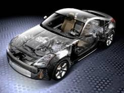 Интерьер и другие запчасти на Nissan 350Z