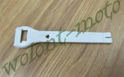 Ремешок для мотобот Gaerne (длинный) Белый 4645-002