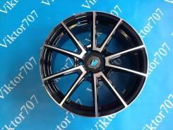 Новые  эффектные литые диски  R17 5-114.3 НЕ Китай! Шиномонтаж 1704