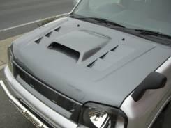 Капот. Suzuki Jimny, JB23W, JB33W, JB43, JB43W Suzuki Jimny Wide, JB33W, JB43W Suzuki Jimny Sierra, JB43W