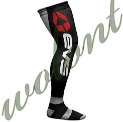 Термо носки с чулком под наколенники EVS KNEE Braces Fusion Riding SOCK размер: S-М