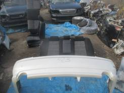 Бампер. Toyota Aristo, JZS160, JZS161