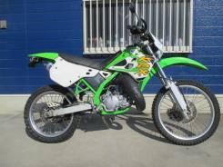 Kawasaki KDX 125, 1996