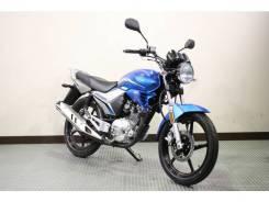Yamaha YBR 125, 2014