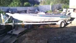 Продам лодку c производства США Lowe Boat