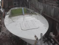 Продам корпус катера Амур в с. Мельниково Томской обл.