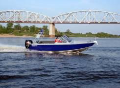 Алюминиевый Катер Rusboat 65 (Русбот), новый