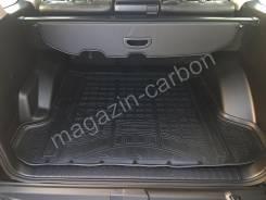 Ковер в багажник Lexus GX460 2009-2019 5 МЕСТ