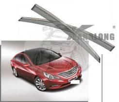 Ветровики Hyundai Sonata/I45 11