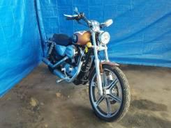 Harley-Davidson Sportster 1200 Custom, 2008