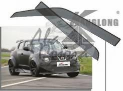 Ветровик на дверь. Nissan Juke, F15, NF15, SUV, YF15, F15E HR15DE, HR16DE, MR16DDT