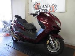 Yamaha Majesty, 2000