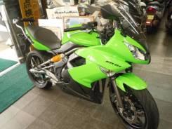 Kawasaki ER-6F, 2009