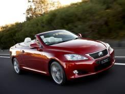 Аренда автомобиля кабриолет Lexus is 250c