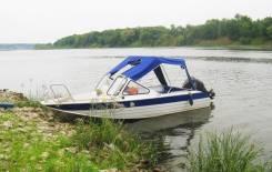 Алюминиевый Катер Rusboat 52 (Русбот), новый