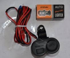 Гнездо прикуривателя(прикурка)+Зарядное для телефонов, GPS, MP3