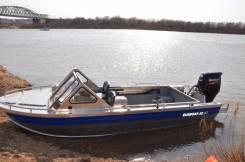 Алюминиевый Катер Rusboat 52 JET (Русбот), новый