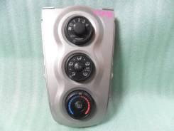 Блок управления климат-контролем Toyota Vitz, KSP90/SCP90,1KRFE/2SZFE