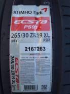 Kumho Ecsta PS91, 265/30 R19 Korea