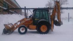 Case 580 Super R, 2007