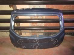 Дверь багажника. Renault Duster, HSA, HSM F4R, K4M, K9K