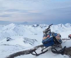BRP Ski-Doo Freeride 800R E-TEC 154, 2012