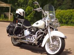 Harley-Davidson Softail Heritage Classic, 2013