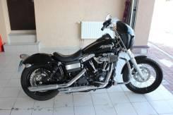 Harley-Davidson Dyna Street Bob, 2012