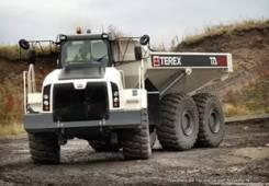 Terex TA400, 2017