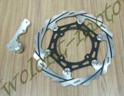 Тормозной диск передний (270мм) ZC775/TRS012 RMZ250 04-06/KX125/250 03-05