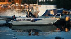 Алюминиевая Лодка Berkut S, новая