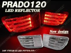 Стоп-сигнал. Toyota Hilux Surf Toyota Land Cruiser Prado, GRJ120, GRJ120W, GRJ121, GRJ121W, GRJ125, GRJ125W, KDJ120, KDJ120W, KDJ121, KDJ121W, KDJ125...