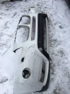 BMW X3 f25 передний бампер бмв