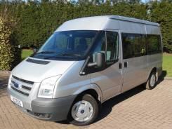 Ford Transit. Микроавтобус Shuttle Bus 19+3 SVO, 22 места