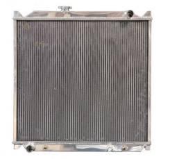Радиатор алюминиевый Toyota Surf 185/ Prado 9# Бензин 96-02 40mm