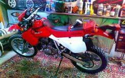 Honda XR 650L, 2007