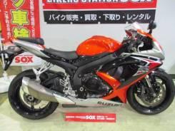 Suzuki GSX-R 600, 2008