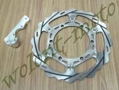 Тормозной диск передний (270мм) ZC773/TRS012 RM125 96-08/DRZ400S/E 00-08