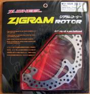 Тормозной диск передний ZWheel XR230/250/400/600/650R, CRM250R W51-10024