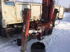 Крановая установка юнник 3 тонны на запчасти