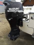 Лодочный мотор Suzuki 140 л. с. 4х тактный.2006г. Без пробега в России