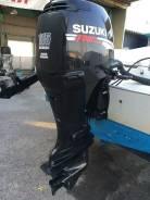 Лодочный мотор Suzuki 115 л. с. 4х тактный. 2006г. Без пробега в России