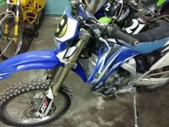 Yamaha WR 450, 2008
