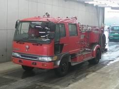HINO Ranger пожарная машина